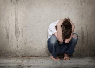 Kekerasan pada anak. Ilustrasi/ Shutterstock