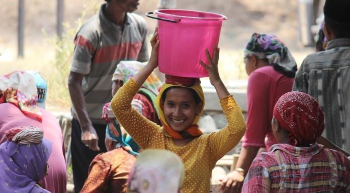 Air Bersih Untuk Warga Berkat Dana Desa