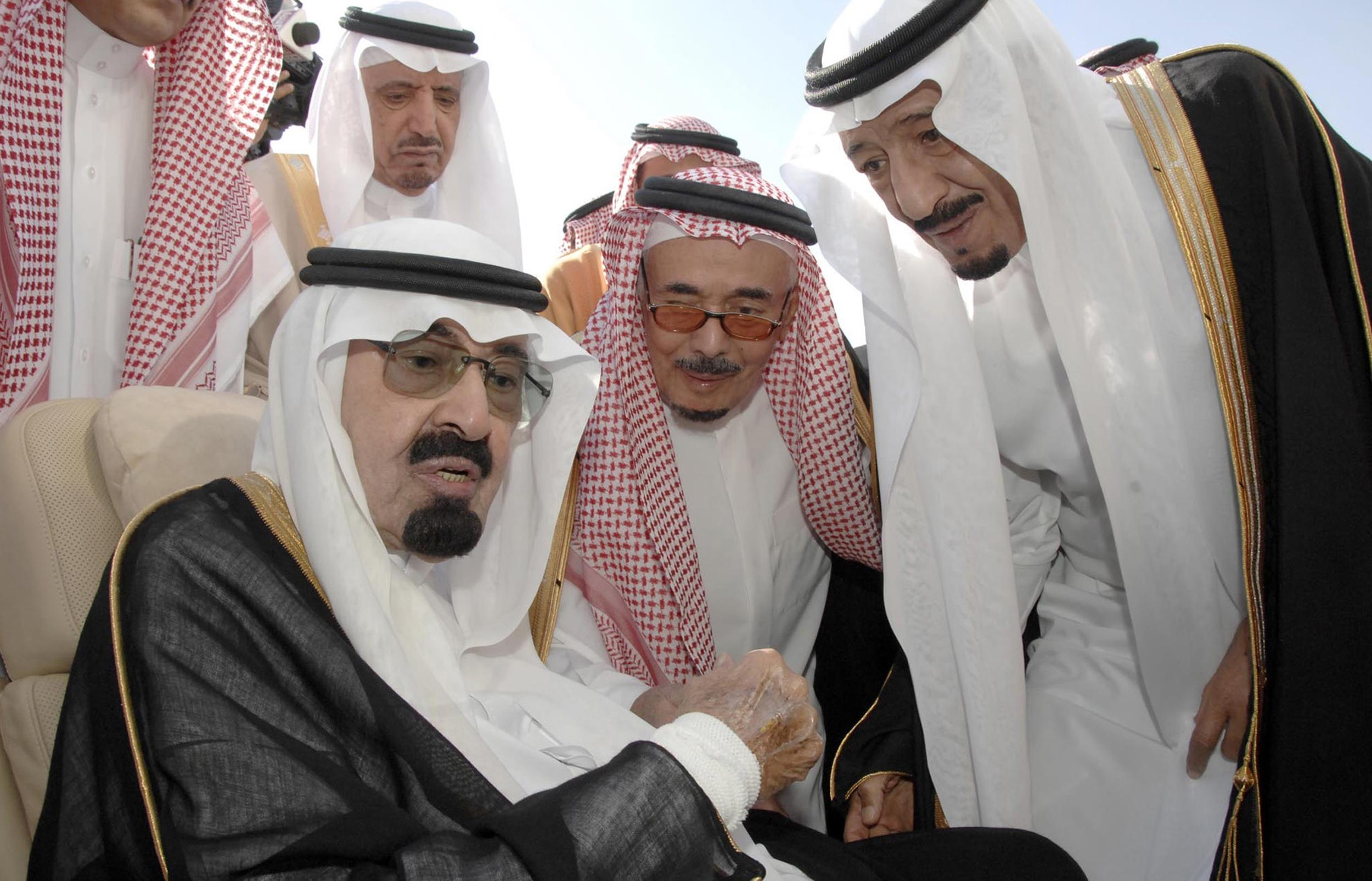 Raja Salman dari Saudi Arabia