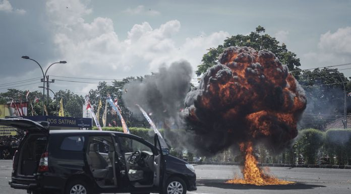 Protagonis dan Antagonis dalam Mengungkap Teroris | GEOTIMES