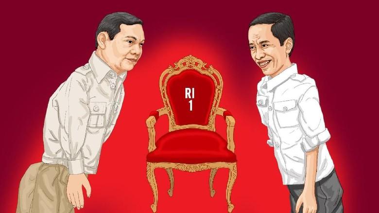 Prabowo Yang Segarang Harimau Atau Jokowi Yang Secerdik Rubah
