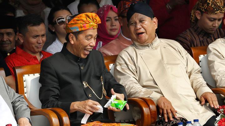 3 Alasan Kenapa Jokowi Dan Prabowo Harus Sama Sama Menang Geotimes
