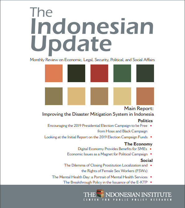 The Indonesian Update-Vol.XII, No. 9-October 2018 (English Version)