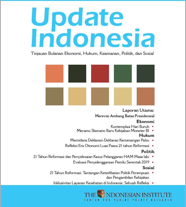Update Indonesia — Volume XIII, No. 5 – Mei 2019