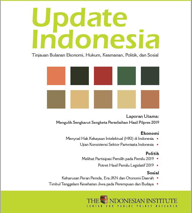 Update Indonesia — Volume XIII, No. 6 – Juni 2019