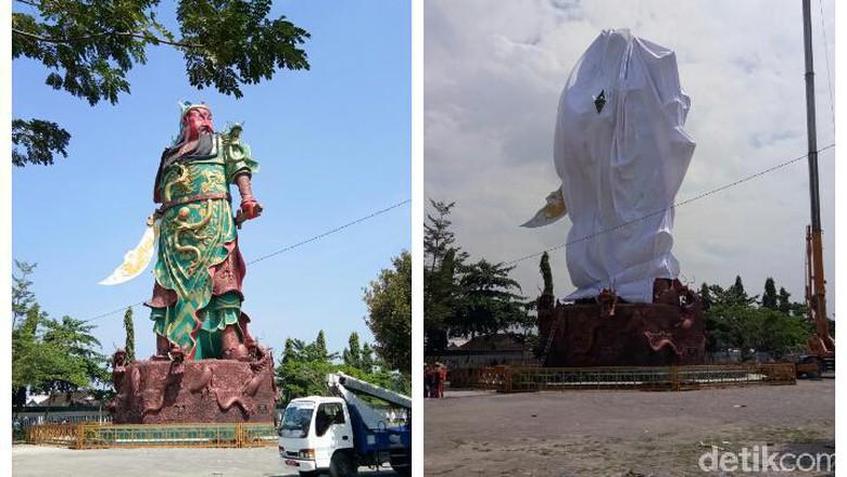 Merobek Kafan Patung Tuban | GEOTIMES