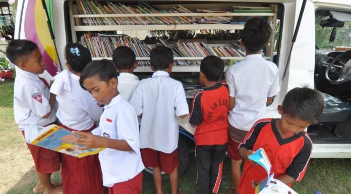 dana desa untuk perpustakaan