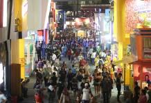 Keramaian Jakarta Fair 2019