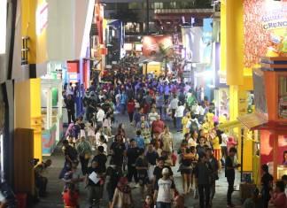 Keramaian Jakarta Fair 2