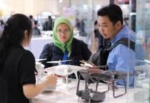 Drone Jakarta Fair