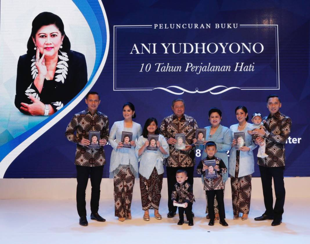 keluarga yudhoyono keluarga yudhoyono geotimes