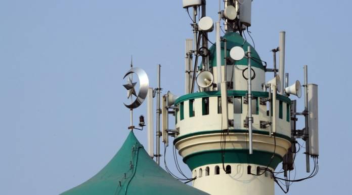 kasus meiliana Speaker-Masjid-meiliana-geotimes