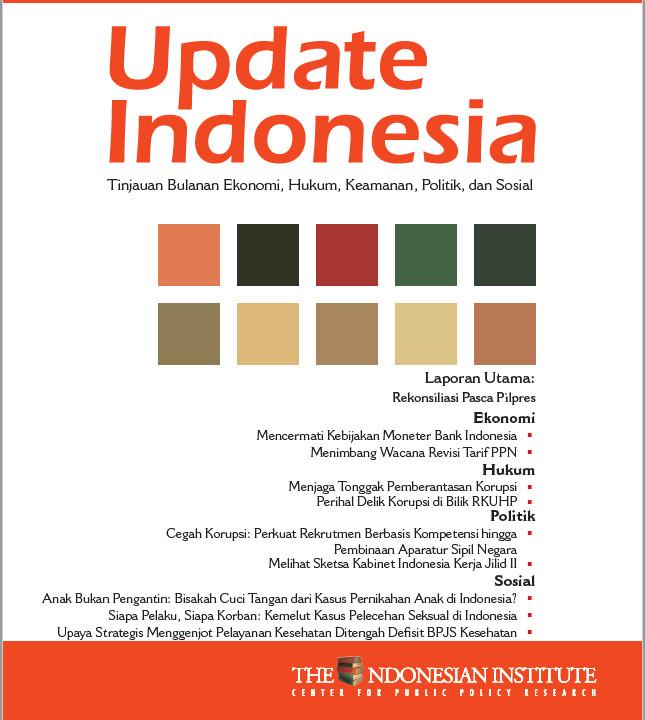 Update Indonesia — Volume XIII, No. 7 – Juli 2019