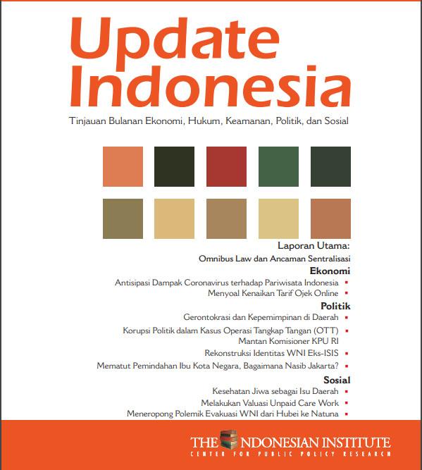 Update Indonesia — Volume XIV, No.2 – Februari 2020