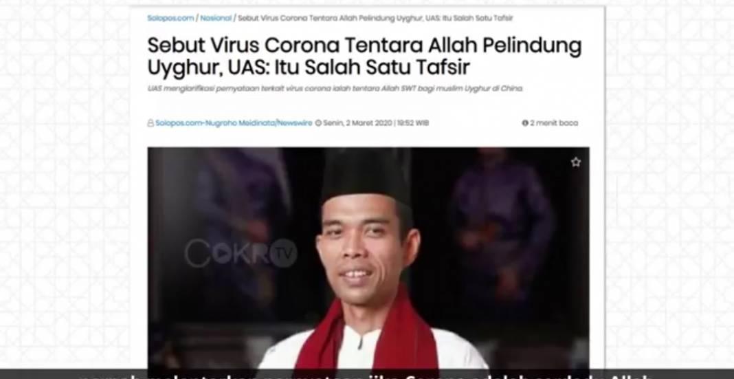 Islam Corona